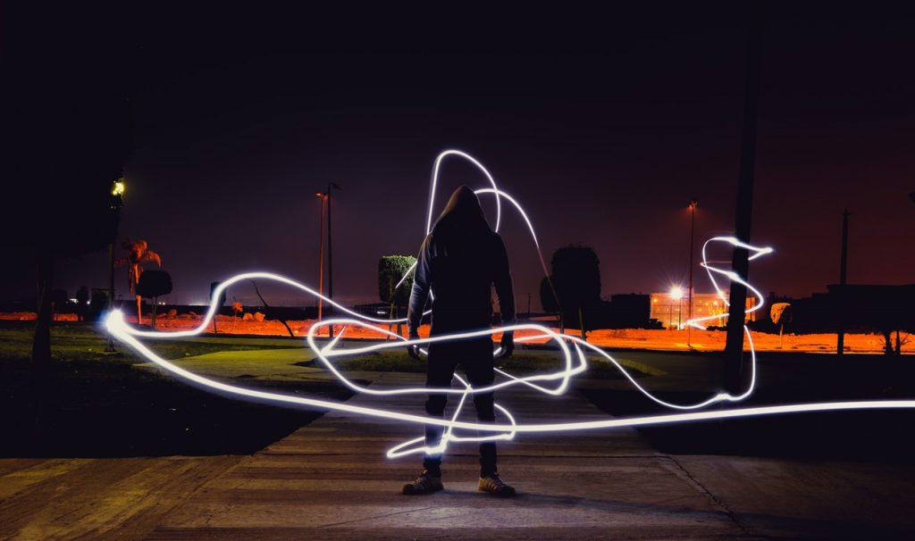 Aberdeen Cyber Security - Lights