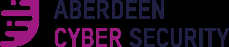 Aberdeen Cyber Security Logo