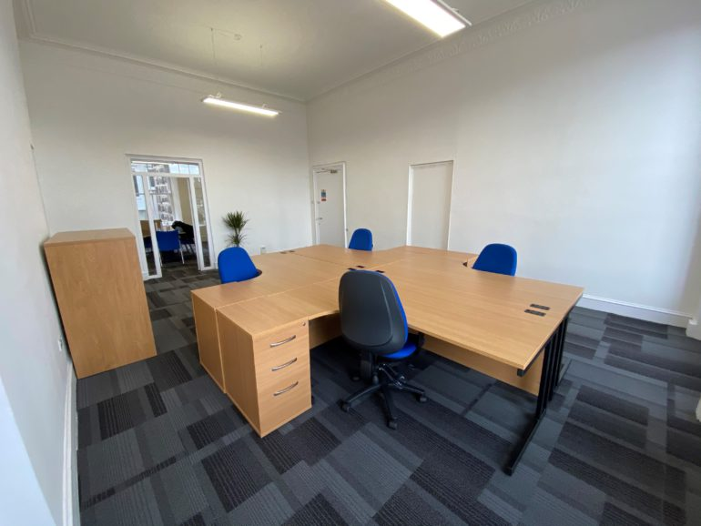 5 Golden Square, Aberdeen Cyber Security Office